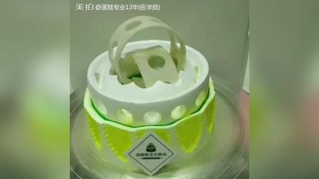 美拍视频: 陶艺蛋糕制作#美食#
