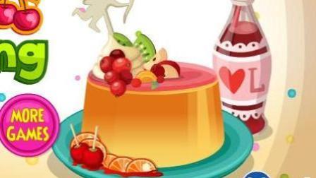 水果布丁蛋糕大制作625