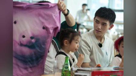 遗传了妈妈戚薇的脸蛋《想想办法吧爸爸》戚薇与李承铉的女儿lucky