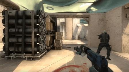 CSgo: 这些狙击大神, 自己能把自己给玩死!
