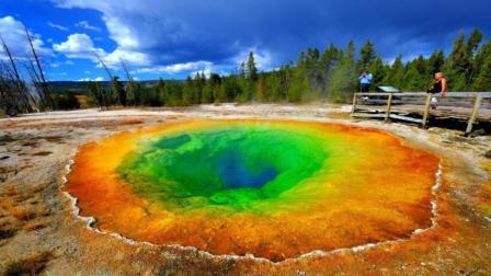 如果美国的黄石公园熔岩喷发, 会造成什么后果? 看完大开眼界