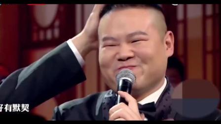 陈赫说郭德纲坏话, 岳云鹏瞬间尴尬: 确实脾气大, 但是呢颜值还行