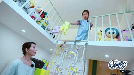 蔡少芬香港的家, 太让人想不到, 终于知道那些收纳系列用到哪里的