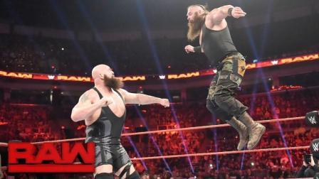 想要争霸WWE黑羊, 只有大秀哥能与其抗争!