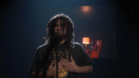 【猴姆独家】J. Cole做客BET盛典表演热单Friends和Intro.!