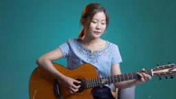 (吉他)《等你下课》C调入门版吉他弹唱教学周杰伦 高音教吉他初级入门教程