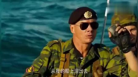 这才是凶狠动作片, 狂人问世, 俄军低头服软了