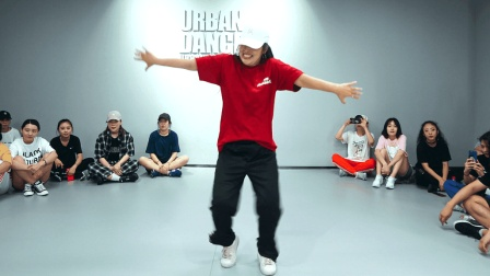 Subin Kim 编舞《College Drop》Urban Dance Studio GRV