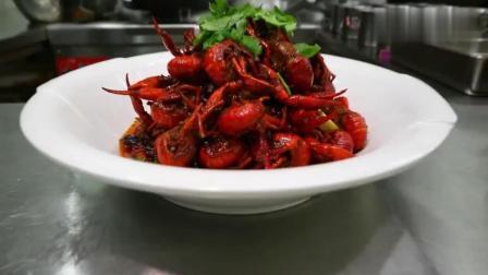 """厨师长教你: """"麻辣小龙虾""""的正宗做法, 光看看都流口水了"""