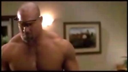 Goldberg在《再造战士2》里的打斗镜头