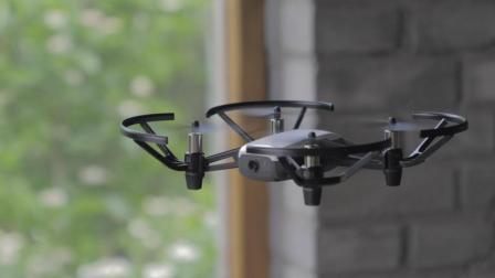 699元无人机有哪些玩法? 特洛Tello趣味无人机快速试玩体验「WEIBUSI 出品」