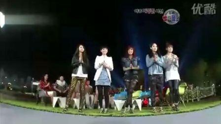 高清 少女时代 泰妍 跳舞 霸气 乘风破浪 20100525 Wonder Girl taeyeon