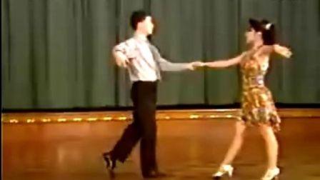 国标舞教学视频01