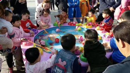 济南微装 磁悬浮儿童钓鱼机