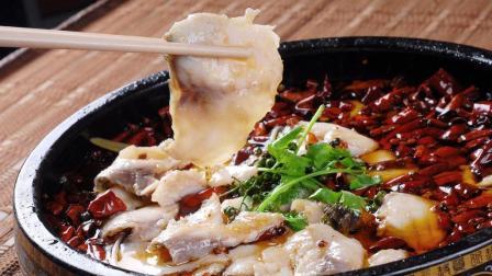 巧用火锅底料做出的麻辣鱼, 看着就好吃