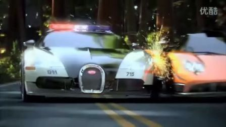 Need for Speed Hot Pursuit(极品飞车14)E3 2010宣传片、预告片