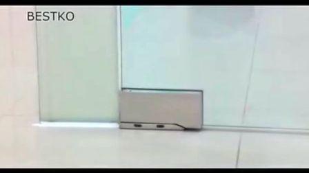 BESTKO 瑞高太极芯免开挖式地弹簧 (无框玻璃门用)