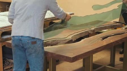 国外的实木家具是如何设计制作而成的, 全程我只服设备