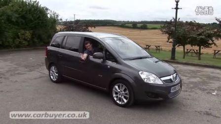 沃克斯豪尔MPV-Vauxhall Zafira试驾