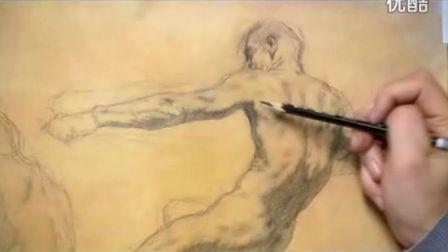 Robert Liberace 古典素描人体写生教程