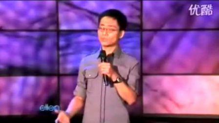 JOE WONG(黄西)在美国Ellen Show