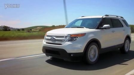 福特 探索者 Ford Explorer EcoBoost 试驾