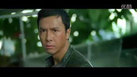 甄子丹电影《导火线》甄子丹综合格斗对战释行宇