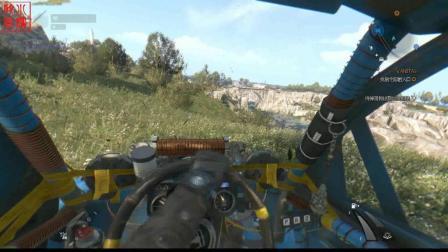 消逝的光芒EP20信徒DLC-纪念版左轮手枪, 攻击简直了