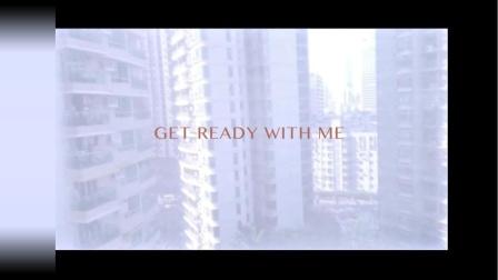 【桃毛小兽】GET READY WITH ME