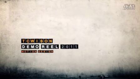 TCWison Demo Reel 2011