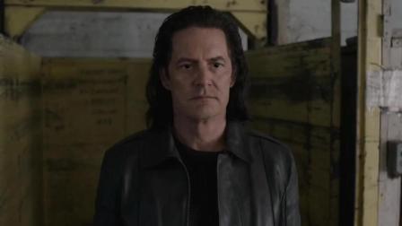 《双峰》第十三集 安东尼坦白罪行 库珀意外发现被害的