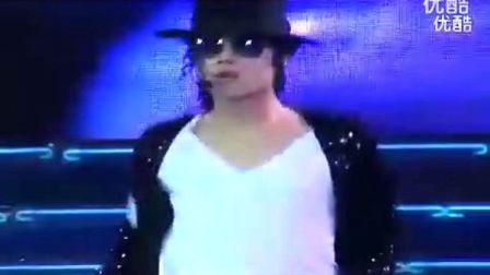 迈克尔杰克逊最像的模仿者