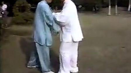 武当赵堡太极拳    刘瑞(80年代珍贵视频)