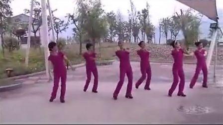 缙云行政中心广场舞泉水叮咚