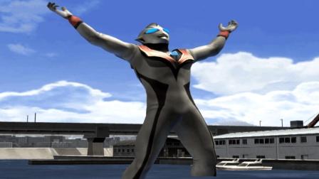 奥特曼格斗进化3游戏 马格马星人VS迪迦奥特曼