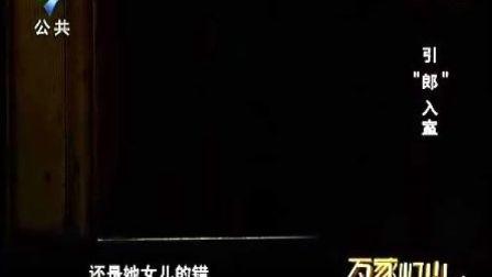 """万家灯火-引""""郎""""入室 20120326 广东公共频道"""