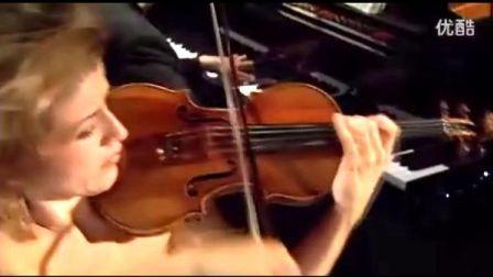 莫扎特《降B大调第三钢琴三重奏》(No.3 K.502)穆特小提琴 普列文钢琴 穆勒大提琴