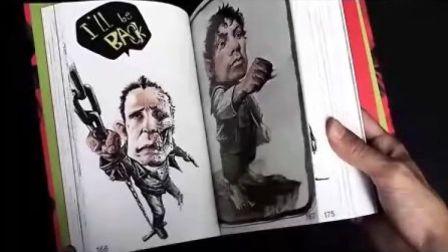 金政基 2007 sketch collection  内容高清展示