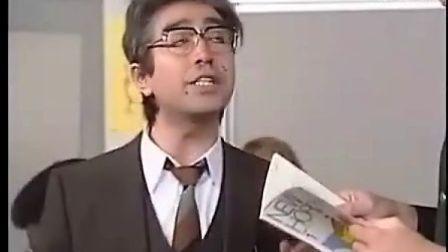 日本人教老外说英语