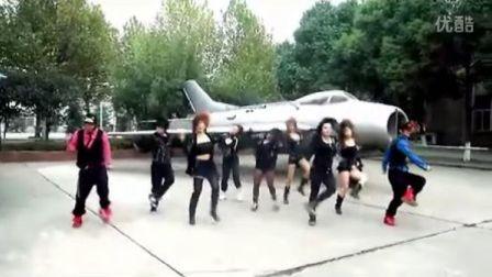Sixth Sence 爵士舞 舞蹈教学 武汉联合力量舞蹈 JAZZ 性感爵士 韩国爵士