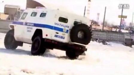俄罗斯 吉普车 GAZ-2330 ГАЗ-Тигр