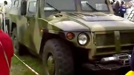 俄罗斯 军用吉普车 GAZ-Tiger ГАЗ-Тигр 嘎斯虎