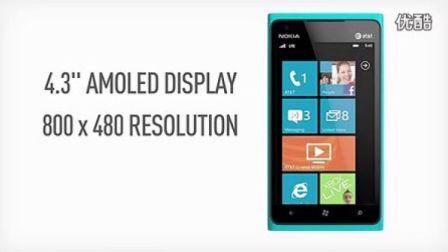 高清 诺基亚Lumia 900-详细评测