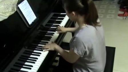 《猪八戒背媳妇》钢琴视奏版_tan8.com