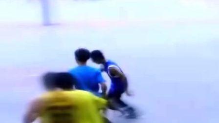 西南大学书法协会活动部篮球友谊赛  萼文镶  黄愿林
