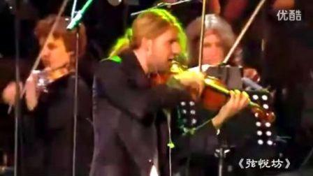David Garrett《Master of Puppets》小提琴独奏:小提琴演奏
