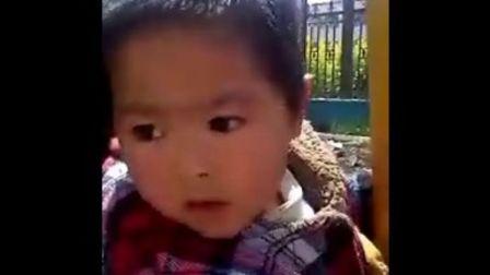 王振东的儿子茜茜宝贝