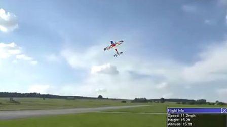 飞机演示程序,飞行器模拟操作