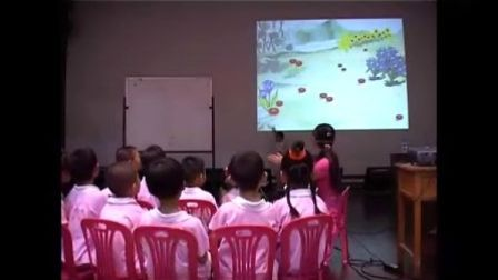 试看版  幼儿园优质课 中班语言《我和昆虫做朋友》 幼儿园示范课 幼儿公开课