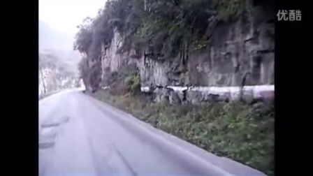 去开封的路上过了很多山洞
